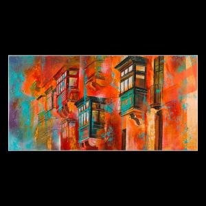 abstract-painting-jackie-micallef-artist-malta-maltese-balconies