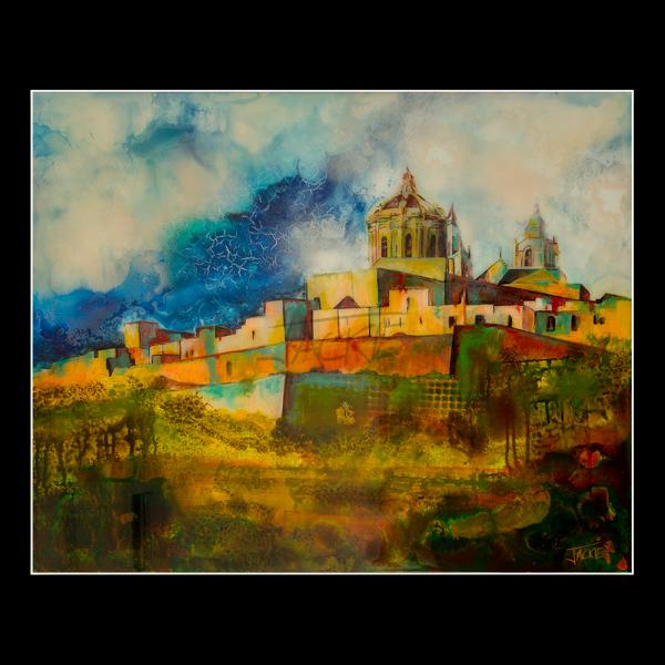 abstract-painting-jackie-micallef-artist-malta-mdina